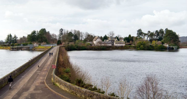 Milngavie Reservoir 1