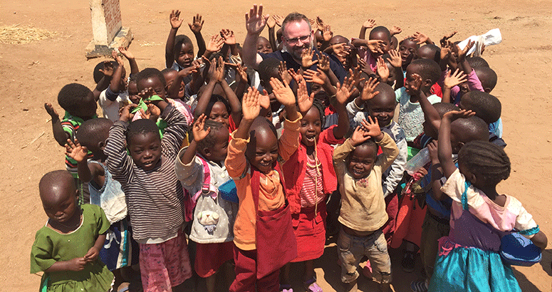 Malawi a Year On blog by Andrew Walker