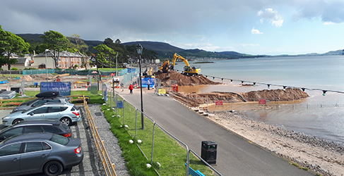 £2.2m Investment Project in Largs