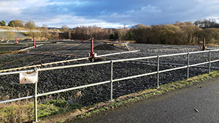 Pioneering Borders waste water site celebrates green efficiency milestone