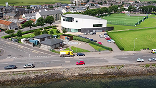 Aqualibrium Leisure Centre in Argyll & Bute