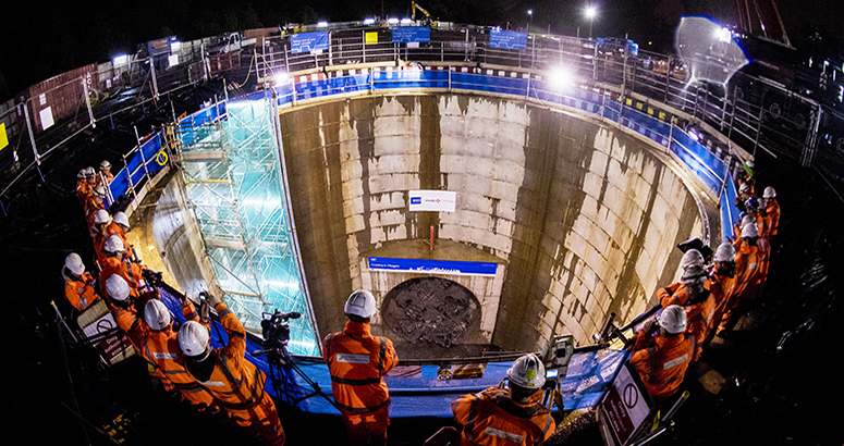 Shieldhall Tunnel opens in Glasgow