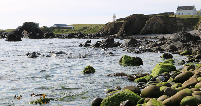Scottish Water Helps Bring Power to Fair Isle