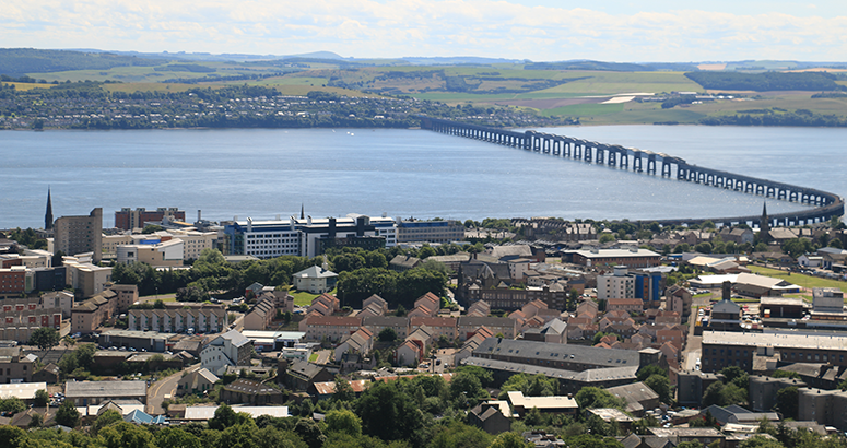 Major Water Mains Upgrade in Dundee Complete