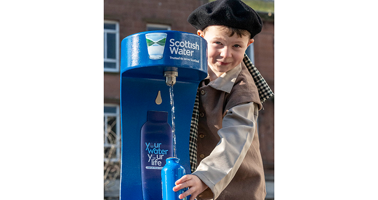 Dumfries Top Up Tap Unveiled