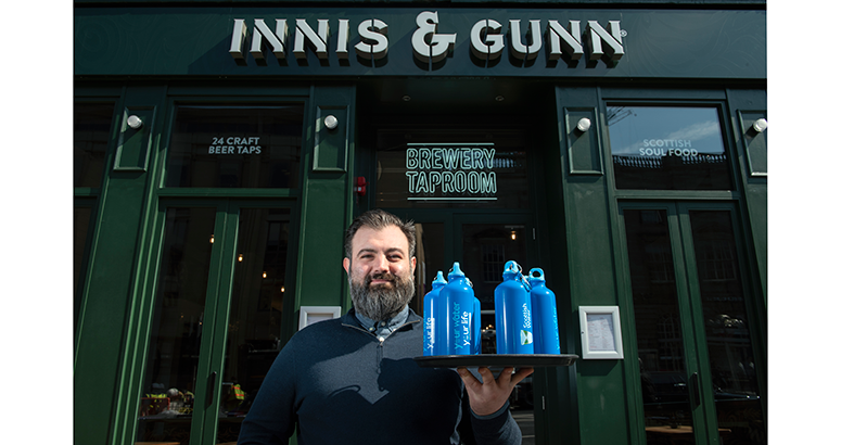 Your Water Your Life YouGov stats show two thirds of Scots carry bottles