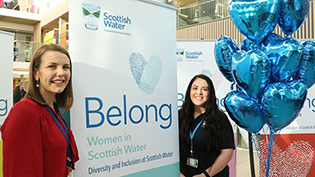 Scottish Water Named Top Employer for Women