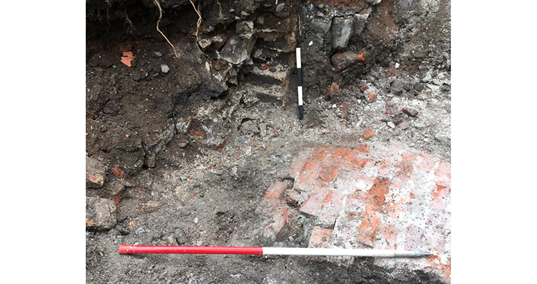 Dig Discovery at River Kelvin Walkway