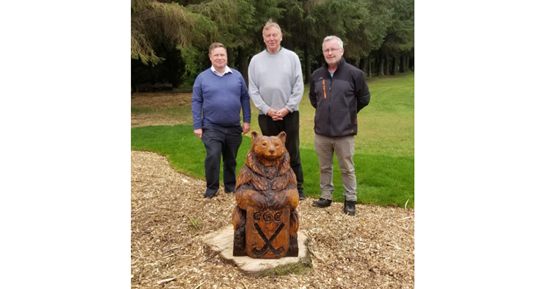 Calderbraes Golf Club Bear