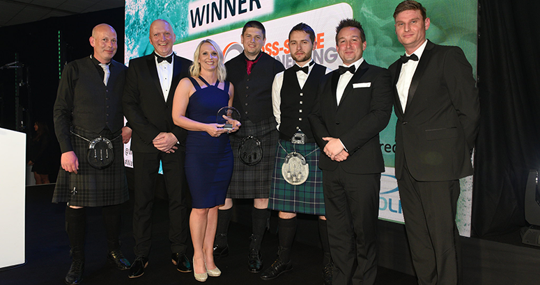 Lochmaddy WTW Wins WIA Award