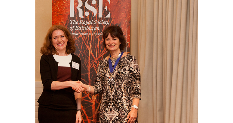 Chief Scientist Elise Cartmell is Fellow of RSE