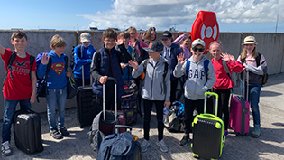 Tiree Kids join Learn to Swim
