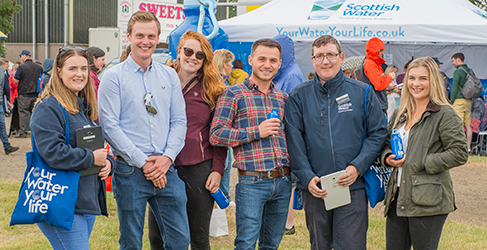 Top up Taps at Summer Events North