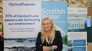 Upstream Battle Scottish Water Event