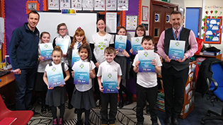 Fife Pupils Pledge to Protect the Planet with Wild Planet Explorers
