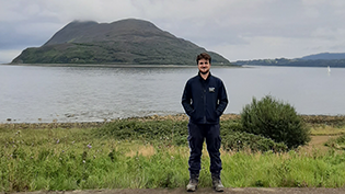 Ian McAdam water efficiency on Arran Blog