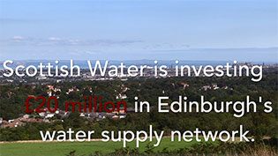 Edinburgh Water Supply video
