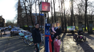 Queens Park Top up Tap