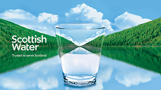 Scottish Water Corporate Logo