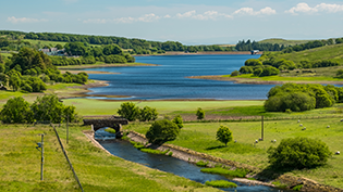 Camphill and Muirhead Reservoirs