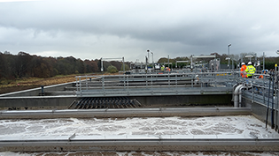 Inverurie Nereda Waste Water Treatment Works