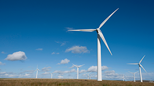 Renewables Wind Turbine GV