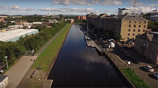 Glasgow Smart Canals video
