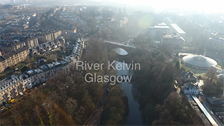 River Kelvin Video