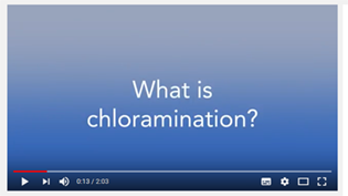 Chloramination Explained by Scottish Water Video